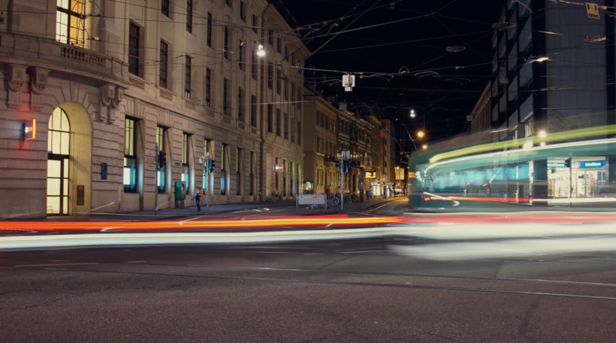 Basel bei Nacht – ein Dokumentarfilm