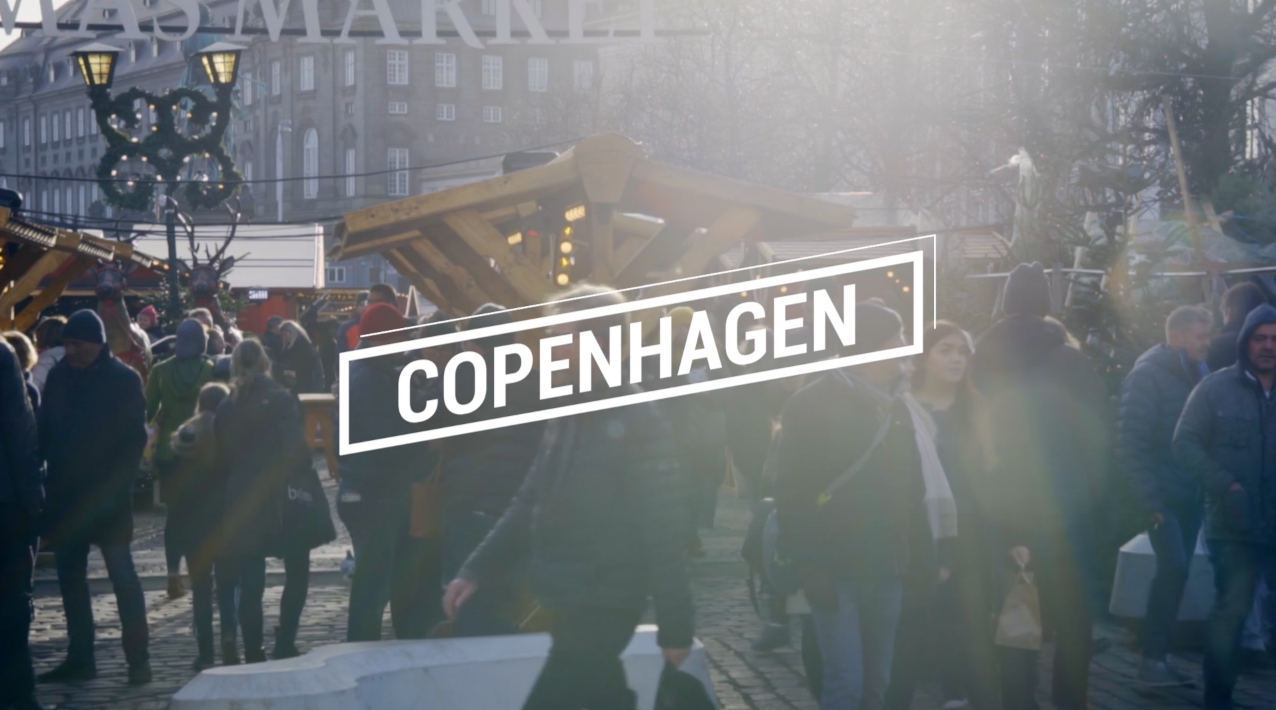 Winter in Copenhagen