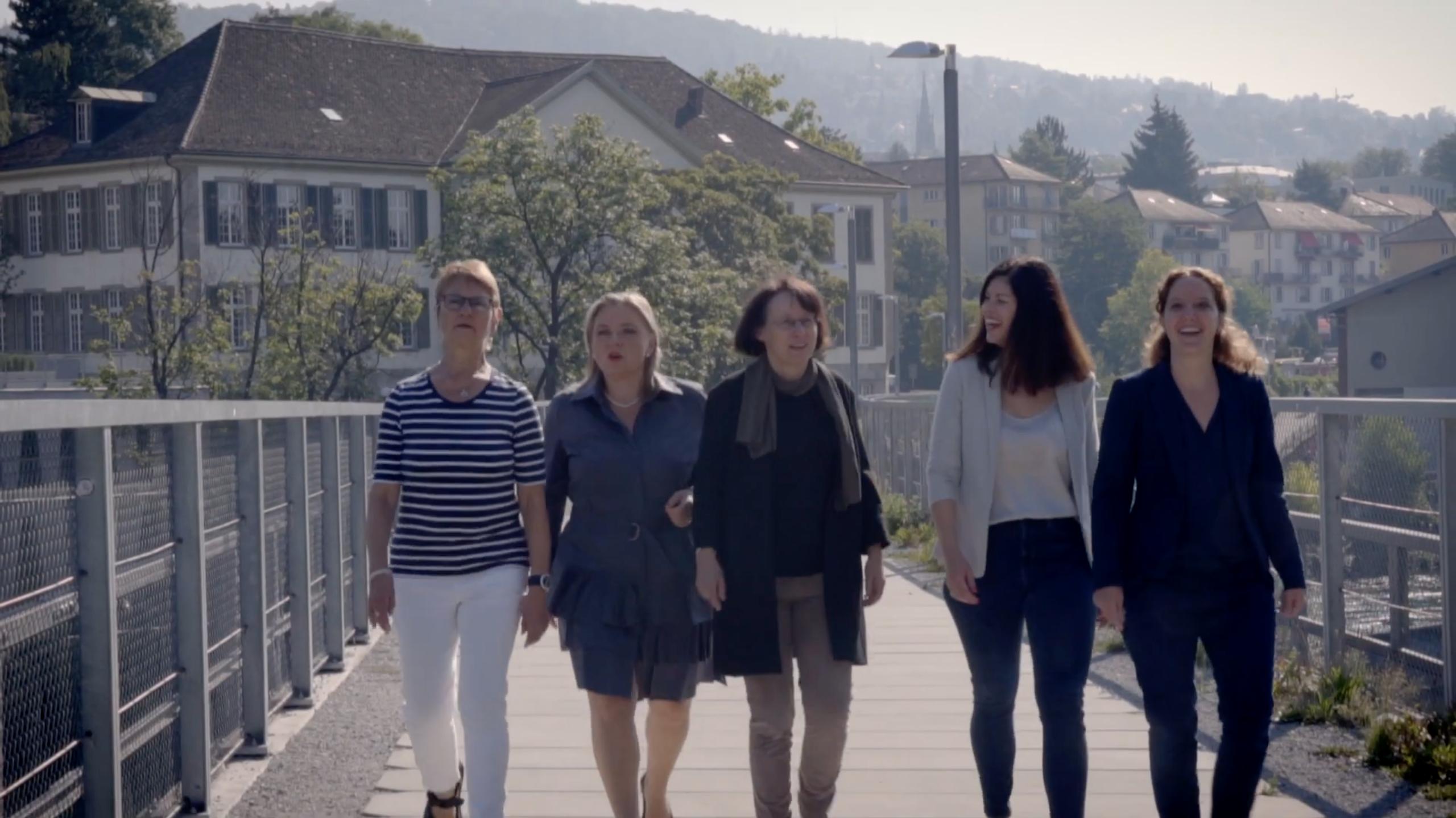 CVP Frauen Zürich (Nationalratswahlen 2019)